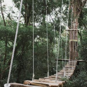Hanging Brigde